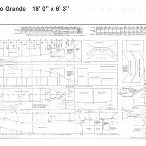 "Diablo Grande - 18'-0"" x 6'-3"""