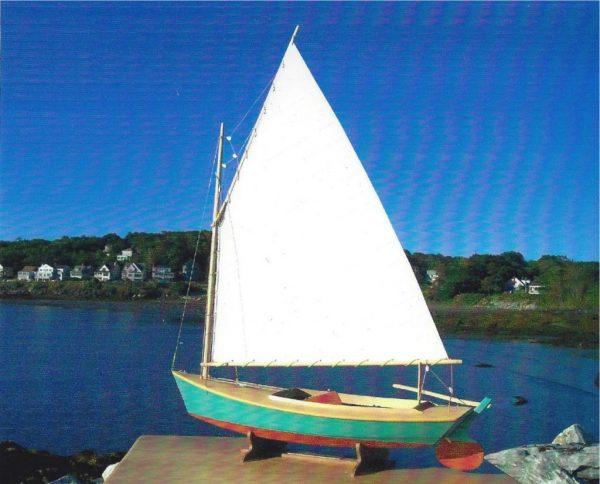 Friendship Catboat 16'