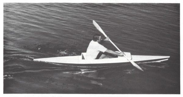"Kayak - 11'-5"" x 1'-11"""