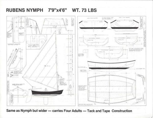 """Rubens Nymph - 7'-9"""" x 4'-6"""""""