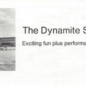 "Dynamite Sailboard - 15'-11"""