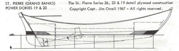 """St Pierre 23'-0"""""""